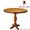 Стол круглый деревянный #1212829
