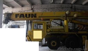 Продаем автомобильный кран FAUN HK 060.04, г/п 60 тонн, 1983 г.в. - Изображение #4, Объявление #1112014