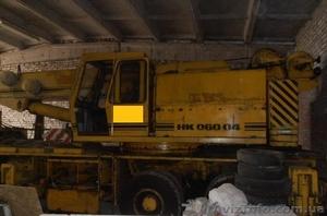 Продаем автомобильный кран FAUN HK 060.04, г/п 60 тонн, 1983 г.в. - Изображение #5, Объявление #1112014