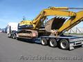 Перевозки крупногабаритных грузов