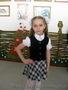 Сарафан с отделкой для младших школьниц