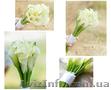 Оформление свадеб живыми цветами. Флорист