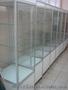 Продам витрины остекленные с подсветкой и замком