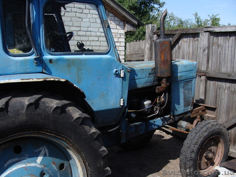 Трактор МТЗ 80   Продажа тракторов и спецтехники