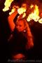 Фееричное огненное шоу