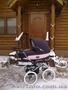 Детская коляска в идеальном сосотоянии