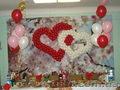 оформление свадеб воздушными и гелиевыми шарами