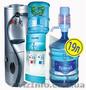 ПРЕДЛАГАЕМ ДОСТАВКУ питьевой воды  в 19л бутылях и водного оборудования