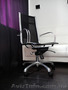 Кресло перфорированная кожа и хром для руководителя , Объявление #1112134