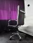 Кресло перфорированная кожа и хром для руководителя  - Изображение #2, Объявление #1112134