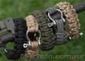 Продам браслеты выживания из Паракорда (Paracord-550). Плетем под заказ