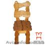 Купить мебель в деревенском стиле, Стул Медведь - Изображение #2, Объявление #1222672