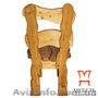 Купить мебель в деревенском стиле, Стул Медведь - Изображение #4, Объявление #1222672