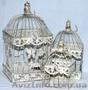 Декоративные клетки для птиц. Декор для дома. Недорого. - Изображение #2, Объявление #1250965