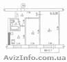 Продам 2-х комнатную квартиру без ремонта – 42/27/6, 5 м.кв. кирпичный дом.