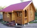 Осуществляем строительство домов,  бань,  пристроек,  навесов,  заборов