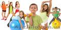 Детский фитнесс в Галивуде