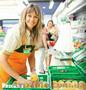 Працівник у супермаркет (продукти) в Польщі