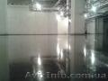 Промышленные бетонные полы. Топинг. Стяжка
